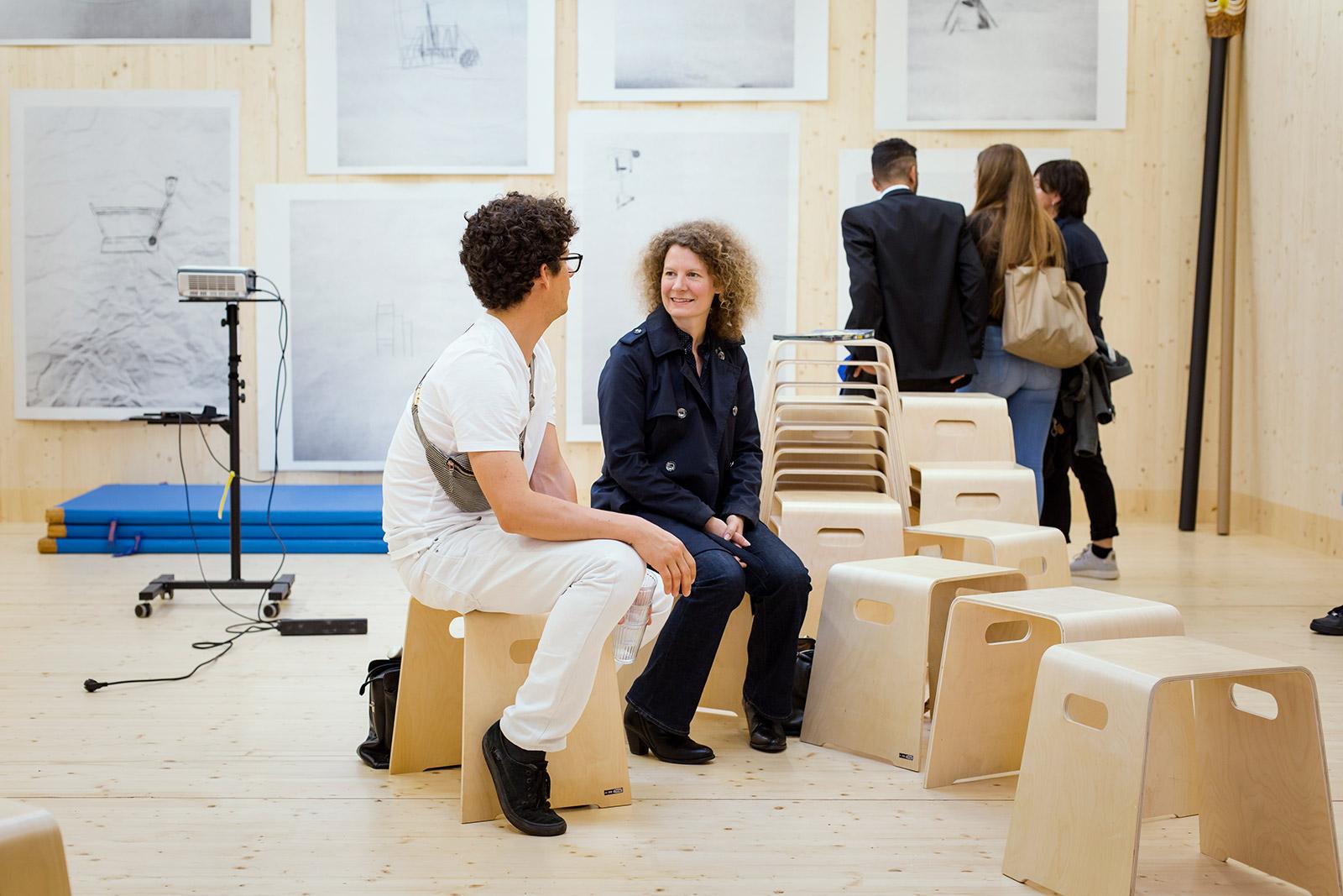 Das Künstlerzimmer – Persönliche Perspektive und Wahrnehmung