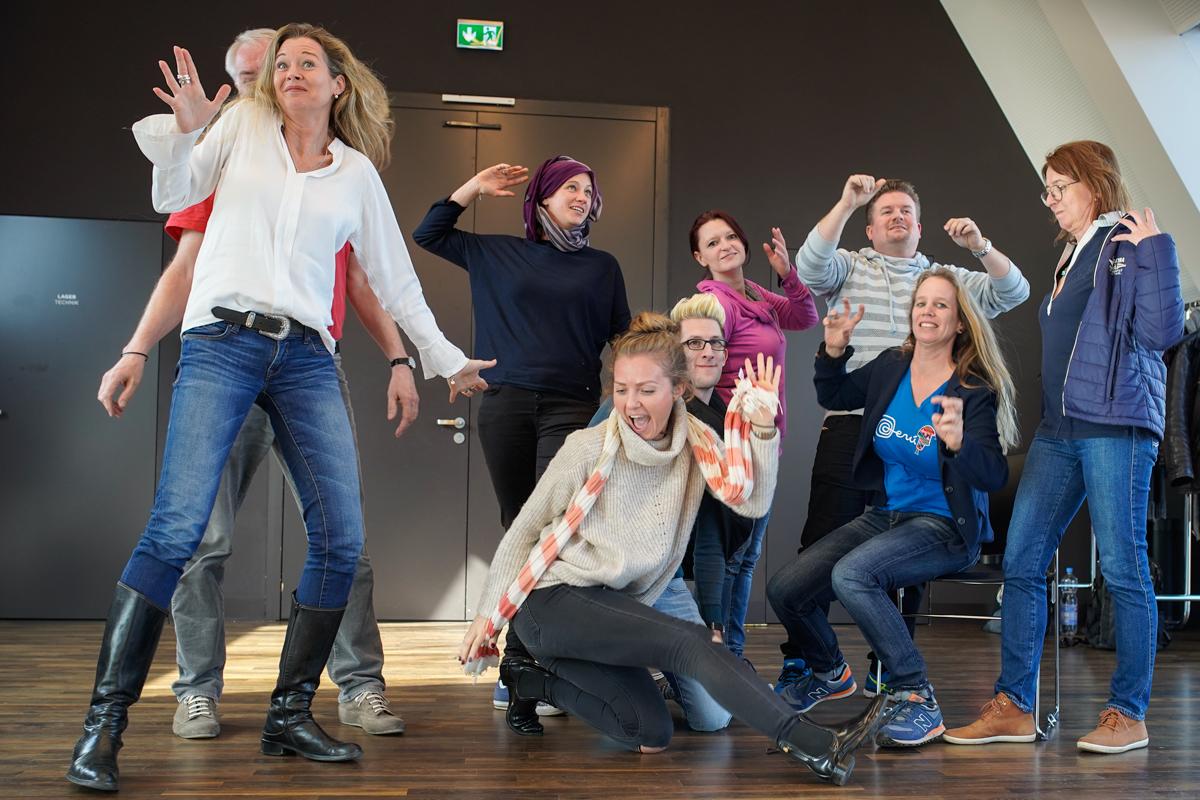 Eine Reise in die Kreativität – Pädagogischer Tag des Kollegiums in Frankfurt